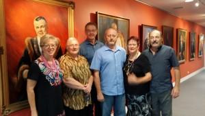 Samford commons group at council