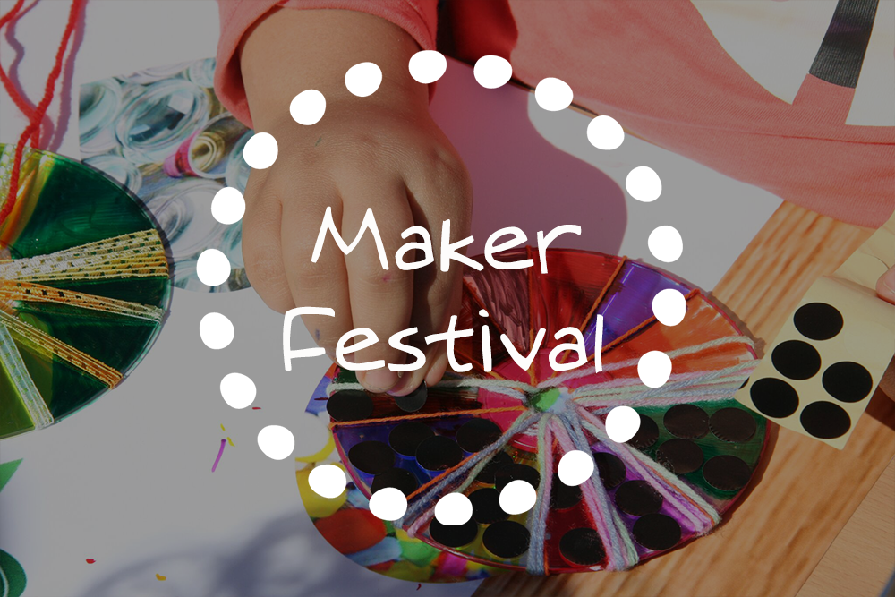Samford Commons' Maker Festival