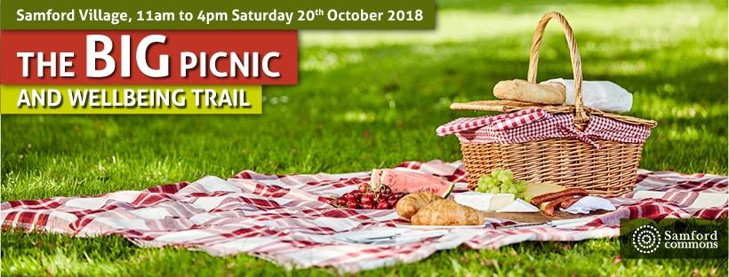 Big Picnic Menu Now Online